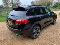 """USED 2013 63 PORSCHE CAYENNE 3.0 TD Tiptronic S AWD 5dr 21"""" TURBO ALLOYS + REAR DVDS"""