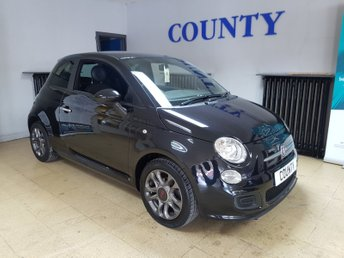 2014 FIAT 500 1.2 S 3d 69 BHP £4995.00
