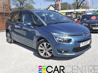 View our 2016 16 CITROEN C4 GRAND PICASSO 1.6 BLUEHDI EXCLUSIVE 5d AUTO 118 BHP
