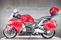 USED 2010 60 HONDA VFR1200 - NATIONWIDE DELIVERY, USED MOTORBIKE. GOOD & BAD CREDIT ACCEPTED, OVER 600+ BIKES IN STOCK