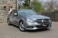 USED 2014 MERCEDES-BENZ E 220 E220 Se  Sat Nav, Leather, Heated Seats, Active parking, Cruise control, Lovely Condition!!