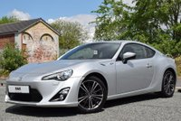 2014 TOYOTA GT86 2.0 D-4S 2d AUTO 197 BHP £13990.00