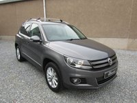 2013 VOLKSWAGEN TIGUAN 2.0 SE TDI BLUEMOTION TECHNOLOGY 4MOTION 5d 138 BHP £11495.00