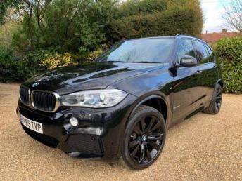 2015 BMW X5 2.0 25d M Sport Steptronic xDrive (s/s) 5dr £30949.00