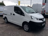 USED 2015 15 NISSAN NV200 SWB 1.5 DCI ACENTA  90 BHP 1 OWNER FSH NEW MOT RACKING AIR CON BLUETOOTH FREE 6 MONTH AA WARRANTY INCLUDING RECOVERY AND ASSIST NEW MOT EURO 5 AIR CONDITIONING RACKING ELECTRIC WINDOWS AND MIRRORS BLUETOOTH TWIN SIDE LOADING DOORS SPARE KEY