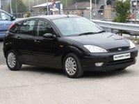 2002 FORD FOCUS 2.0 GHIA 5d 129 BHP £995.00