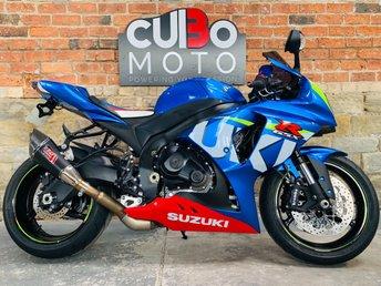 2016 SUZUKI GSXR1000 L6 Moto GP Edition £8290.00