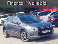 USED 2011 11 CITROEN DS4 2.0 HDI DSTYLE 5d 161 BHP 2 FORMER KEEPERS