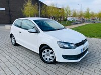 USED 2011 11 VOLKSWAGEN POLO 1.2L S 3d 60 BHP