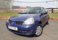 2007 RENAULT CLIO 1.1 CAMPUS 8V 3d 58 BHP £1050.00
