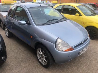 2005 FORD KA 1.3 COLLECTION 3d 69 BHP £970.00