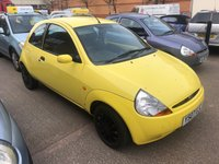 USED 2007 07 FORD KA 1.3 STYLE CLIMATE CLOTH 3d 69 BHP