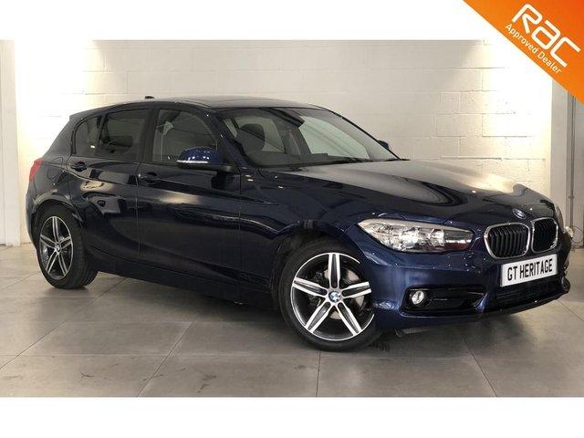 2015 65 BMW 1 SERIES 118I SPORT AUTO [HUGE SPEC][PRO NAV]