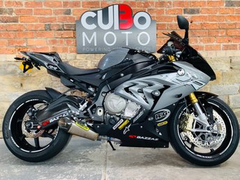 2017 BMW S1000RR Sport Performance Pack £13990.00