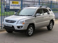 USED 2010 10 KIA SPORTAGE 2.0 XE 5d 140 BHP Finance arranged Part exchange available Open 7 days