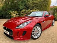 USED 2016 16 JAGUAR F-TYPE 3.0 V6 Quickshift 2dr PANO ROOF + LEATHER