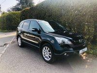 2008 HONDA CR-V 2.2 I-CTDI EX 5d 139 BHP £4995.00