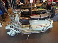 2004 LAMBRETTA LI 125cc HISTORIC CLASS 1963 £4250.00