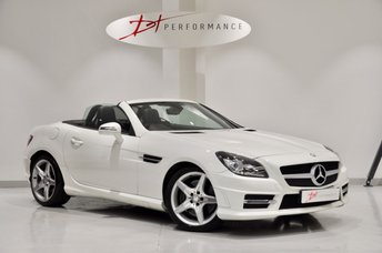 2012 MERCEDES-BENZ SLK 2.1 SLK250 CDI BLUEEFFICIENCY AMG SPORT 2d AUTO 204 BHP £11950.00