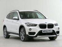 2015 BMW X1 2.0 XDRIVE20D SPORT 5d AUTO 188 BHP [4WD] £18847.00
