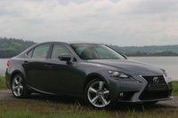 2014 LEXUS IS 2.5 300H PREMIER 4d AUTO 220 BHP £16750.00