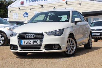2012 AUDI A1 1.4 TFSI SPORT 3d 122 BHP £8750.00