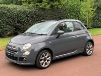 USED 2015 15 FIAT 500 1.2 S (s/s) 2dr LOW MILES+£30TAX+FULL HISTORY