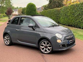 2015 FIAT 500 1.2 S (s/s) 2dr £7595.00