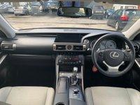 USED 2013 63 LEXUS IS 2.5 Luxury E-CVT 4dr FSH/ReverseCam/DABRadio/USB