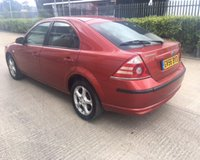 USED 2006 56 FORD MONDEO 2.0 EDGE 16V 5d 145 BHP