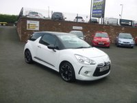 2011 CITROEN DS3 1.6 DSPORT HDI 3d 110 BHP £4650.00