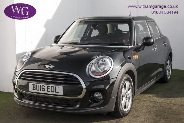 2016 Mini Hatch Cooper Cooper D 8495