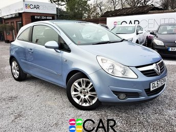 View our 2008 57 VAUXHALL CORSA 1.4 DESIGN 3d 90 BHP