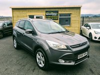 USED 2013 13 FORD KUGA 2.0 ZETEC TDCI 5d 138 BHP ***FINANCE £44 A WEEK****