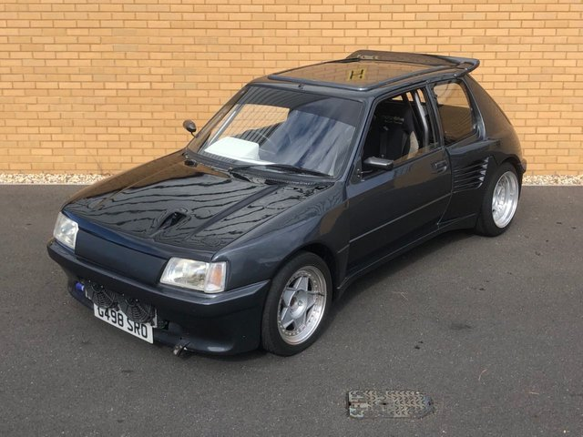 1989 G PEUGEOT 205 GTI DIMMA // 3.0L V6 24v // Rally, Track, Race // *RARE CLASSIC* // PX SWAP
