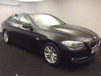 2011 BMW 5 SERIES 2.0 520D EFFICIENTDYNAMICS 4d 181 BHP £SOLD