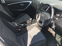 USED 2012 62 HYUNDAI I30 1.6 CRDI STYLE BLUE DRIVE 5d 109 BHP