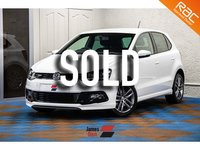 USED 2016 16 VOLKSWAGEN POLO 1.0 R LINE TSI 5d 109 BHP One Lady Owner | First VW Service Complete