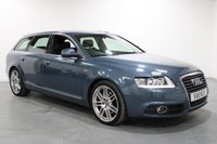 USED 2011 11 AUDI A6 2.0 AVANT TDI S LINE SPECIAL EDITION 5d AUTO 168 BHP