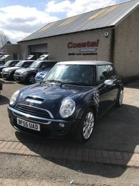 2005 MINI HATCH COOPER 1.6 COOPER S CHECKMATE 3d 168 BHP £2995.00