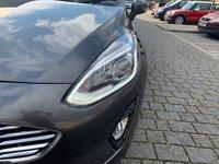 USED 2017 67 FORD FIESTA 1.0 TITANIUM 5d AUTO 99 BHP New Shape, Auto Park, Camera, Sensors, Warranty, MOT