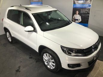 2015 VOLKSWAGEN TIGUAN 2.0 MATCH TDI BLUEMOTION TECHNOLOGY 5D 139 BHP £12450.00