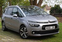 USED 2016 66 CITROEN C4 GRAND PICASSO 1.6 BLUEHDI FLAIR [S/S] AUTO EAT6 [120 BHP] 7 SEATER