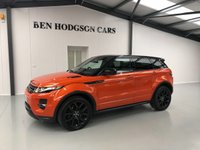 USED 2015 65 LAND ROVER RANGE ROVER EVOQUE 2.2 SD4 DYNAMIC 5d AUTO 190 BHP Sat Nav! DAB! Low Mileage!