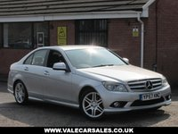 USED 2007 57 MERCEDES-BENZ C CLASS C220 CDI SPORT AUTO 4dr GREAT SPEC WITH OVER £2,000 OF OPTIONAL EXTRAS