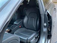 USED 2016 65 AUDI A5 2.0 TDI QUATTRO BLACK EDITION 5d AUTO 187 BHP SAT NAV/AUDI SERVCIE PLAN
