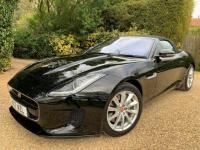USED 2017 17 JAGUAR F-TYPE 3.0 V6 Supercharged (s/s) 2dr 1 OWNER FROM NEW !!!!!