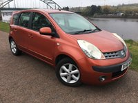 USED 2006 56 NISSAN NOTE 1.6 SE 5d AUTO 109 BHP ***AUTOMATIC***