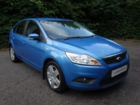 2008 FORD FOCUS 1.6 STYLE 5d 100 BHP £2190.00
