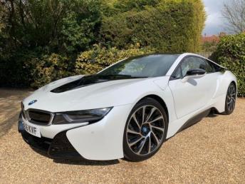 2016 BMW I8 1.5 4x4 (s/s) 2dr £54949.00